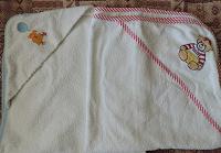 Отдается в дар Детские полотенца уголки
