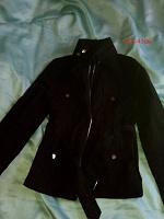 Отдается в дар куртка подростковая мужская s-m