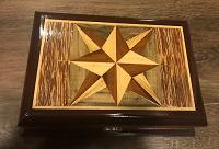 Отдается в дар деревянная шкатулка хьюмидор