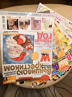 Отдается в дар Журналы «Вышиваю крестиком» за 2009г