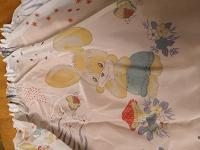 Отдается в дар Тюлевая штора для детской.