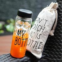 Отдается в дар Оригинальная бутылка My Bottle