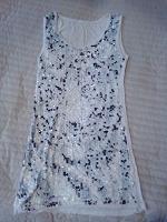 Отдается в дар Мини-платье футболка р 42