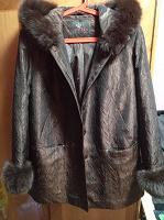 Отдается в дар Зимняя куртка женская