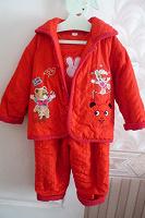Отдается в дар Демисезонный детский костюм