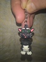 Отдается в дар Брелок мягкий котик