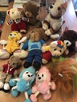 Отдается в дар Мишки, медведи, мягкие игрушки, оптом