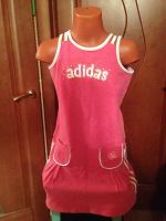 Отдается в дар Фирменное платье Adidas для девочки 6 лет