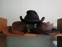 Отдается в дар Шляпы мужские.