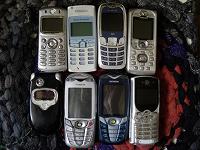 Отдается в дар Сотовые телефоны. Нерабочие.