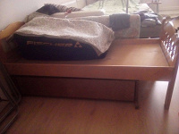 Отдается в дар детская кровать