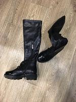 Отдается в дар ботинки-чулки