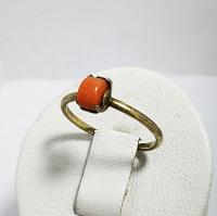 Отдается в дар Винтажное кольцо, позолота