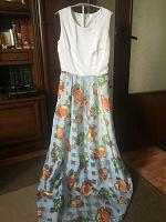 Отдается в дар Красивое платье 42 рос.размер
