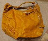Отдается в дар Желтая сумка-мешок