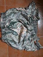 Отдается в дар Блузка летняя 42-44 шелк