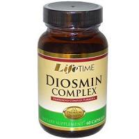 Отдается в дар Life Time, Комплекс Диосмин и Гесперидин, 60 капсул