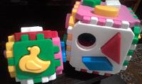 Отдается в дар Развивающие игрушки сортёры