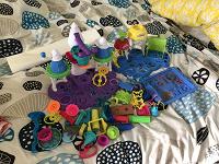 Отдается в дар Детские игрушки ( для playdoh)