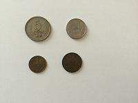 Отдается в дар Монеты и значок