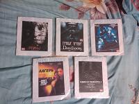Отдается в дар 5 DVD дисков с классными фильмами!