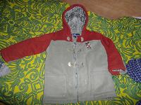 Отдается в дар пальто для мальчика, р.110-116