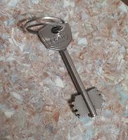 Отдается в дар Ключ дверной