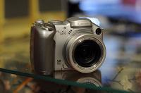 Отдается в дар Фотоаппарат Canon S2