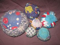 Отдается в дар Развивающие игрушки по методике Лены Даниловой