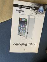 Отдается в дар Защитный экран на 5 айфон