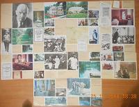 Отдается в дар Набор открыток «Ленин в Горках».