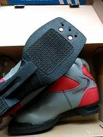 Отдается в дар Лыжные ботинки, размер 33