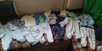 Отдается в дар Вещи для новорожденного мальчика