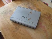 Отдается в дар Детский развивающий ноутбук.