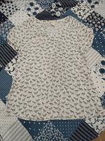 Отдается в дар Блузка для беременных h&m с зебрами