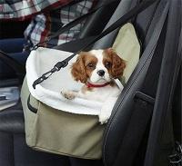 Отдается в дар Новая сумочка для перевозки в автомобиле маленьких пород собак