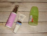 Отдается в дар Белорусская уходовая косметика + дезодорант от Ив Роше
