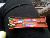 Отдается в дар Детский боулинг