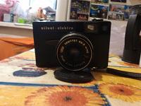 Отдается в дар фотоаппарат Siluet elektro пленочный
