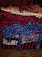 Отдается в дар Пакет с шарфами