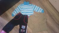 Отдается в дар Одежда мальчику 3-4 года