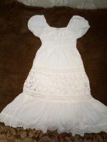 Отдается в дар Летнее красивое платье, размер 52 — 54