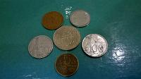 Отдается в дар монеты Азии и Африки
