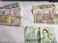 Отдается в дар Два набора Вьетнамских донгов