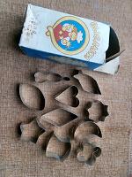 Отдается в дар Формочки для печенья