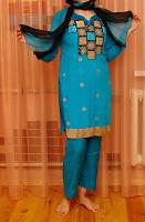 Отдается в дар Индийский костюм