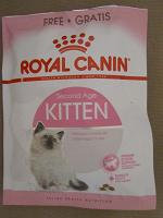 Отдается в дар Сухой корм для кошек.