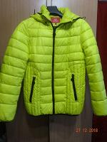 Отдается в дар Куртка зимняя женская, размер 48.