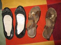 Отдается в дар Обувь 36 размера