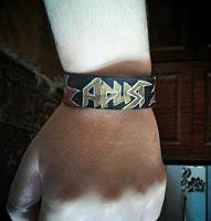 Отдается в дар браслет «Ария»
